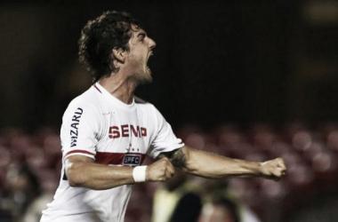 Pato e Luis Fabiano marcam, São Paulo vence CSA no Morumbi e se classifica para a próxima fase da Copa do Brasil