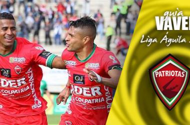 Guía VAVEL Liga Águila 2016-I: Patriotas Boyacá