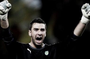 Rui Patrício tem um record de 563 minutos sem sofrer golos (foto:Record)