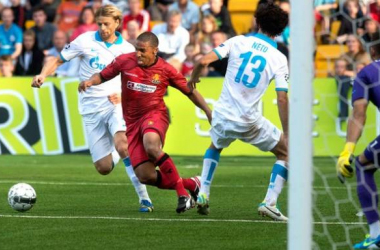 Zenit estreia com vitória na Champions League