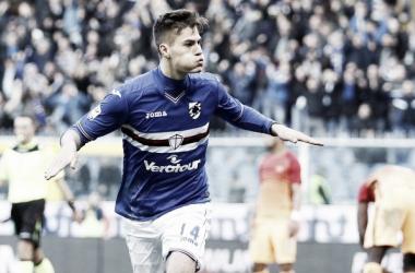 Massimiliano Mirabelli punta anche i gioielli della Sampdoria: è sfida all'Inter per Schick. Fonte foto: gazzetta.it