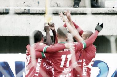 Once Caldas 1-3 Patriotas:Puntuaciones fecha 5 Liga Águila-II