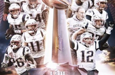 New England Patriots, campeon del Super Bowl LIII (foto NFL.com)