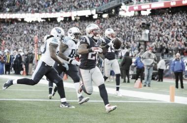 Keith Nordstrom / Patriots.com