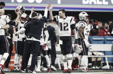 Los Patriots han ganado dos de las últimas tres Super Bowls // Foto: NFL Network
