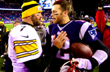 Score Pittsburgh Steelers - New England Patriots In 2015 NFL Regular Season Opener (21-28)