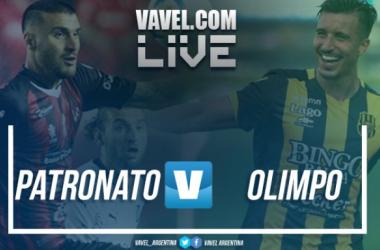 Patronato vs Olimpo en vivo | Foto: VAVEL