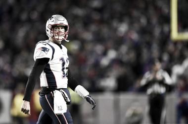 Los Patriots salieron con la victoria en el Monday Night Football Foto: NFL Network