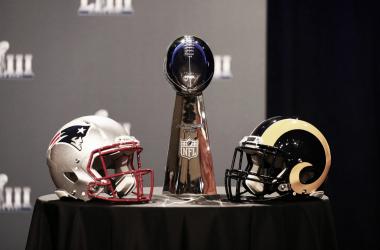 New England Patriots y Los Ángeles Rams definirán el Trofeo Vince Lombardi (Imagen: NFL.com)