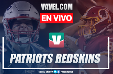 Resumen y touchdowns Patriots 33-7 Redskins en NFL 2019