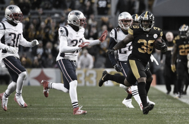 Patriots y Steelers jugarán el primer SNF // Foto: Boston Globe