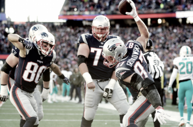 Séptima victoria consecutiva para los Patriots | Foto: NFL.com