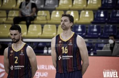 Resumen Barça Basket 85-87 Real Madrid en ACB