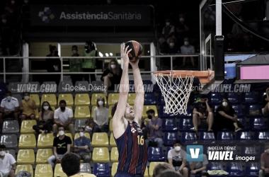 Resumen Barça Basket vs Real Madrid en ACB