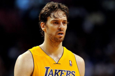 Pau Gasol Signs With Chicago Bulls