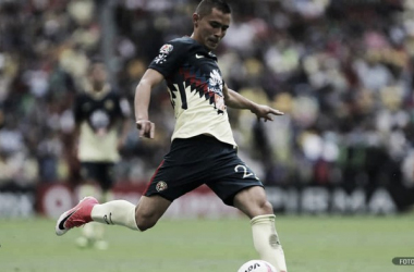 Paul Aguilar jugará su partido 234 con América, igualando a Armando Manzo (Foto: Fútbol Total)