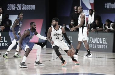 Crónica NBA: los Clippers reaccionan y aplastan a los Mavs (3-2)