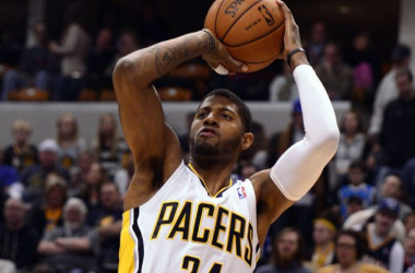 Paul George Will Return From Leg Injury On Easter Sunday