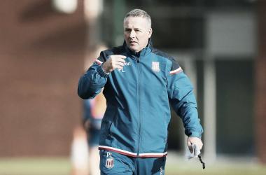 """Lambert: """"Peter Crouch podría volver contra el Southampton"""""""