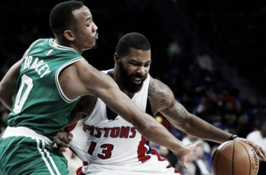 Detroit Pistons, Boston Celtics agree to Marcus Morris for Avery Bradley swap; both win big