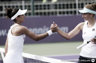 Brasil Tennis Cup: Begu elimina Paula Gonçalves e avança; Jankovic cai/Foto:Cristiano Schmidt Andujar/ Divulgação