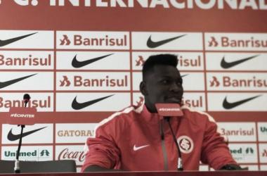 Paulão destaca foco total no Brasileirão (Foto:Divulgação/Internacional)