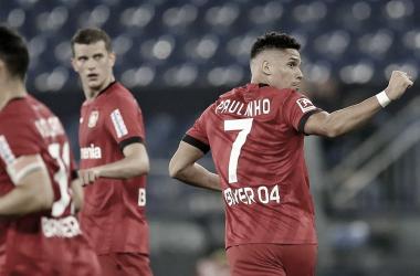 Punto de Champions para el Bayer Leverkusen