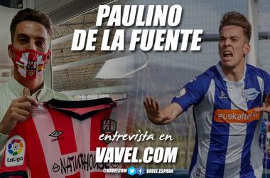 """Entrevista. Paulino de la Fuente: """"El objetivo de la UD Logroñés es mantener la categoría"""""""
