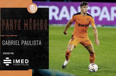 Un Valencia CF cojo en defensa para los próximos encuentros