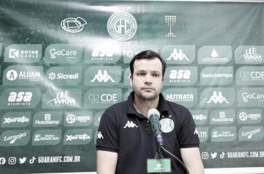 Foto:Thomaz Marostegan / Guarani FC