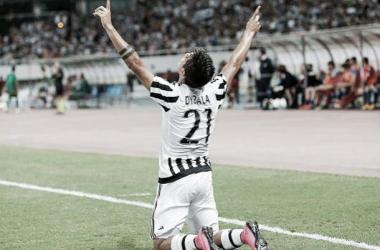 De Instituto a Juventus: Dybala y el debut soñado