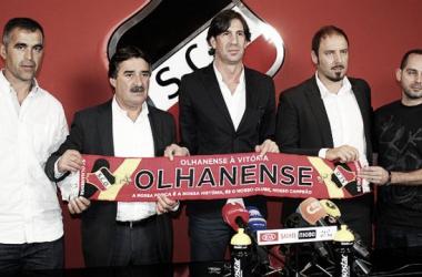 Paulo Alves, nuevo técnico de Olhanense