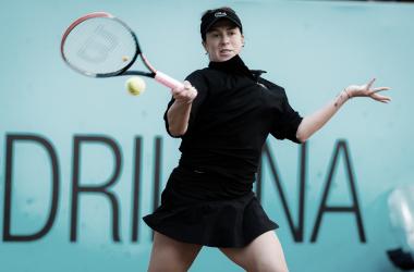 Anastasia Pavlyuchenkova venceu Karolína Muchová no WTA 1000 de Madrid 2021 (WTA / Divulgação)