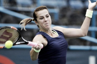 Pavlyuchenkova continued her revival after a tough few months (pic courtesy of tennis.com)