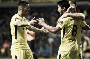 Cristian Pavón y Pablo Pérez aparecen en la lista de 35. Foto: CABJ.