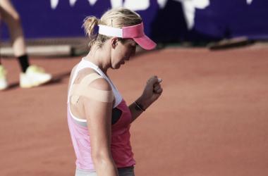 Anastasia Pavlyuchenkova enters Roland Garros with the perfect preparation | Photo: Internationaux de Strasbourg