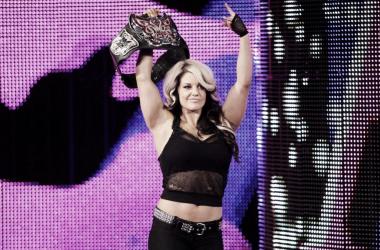 Kaitlyn regresa a WWE