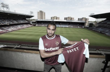 Payet signs up for West Ham 'project'