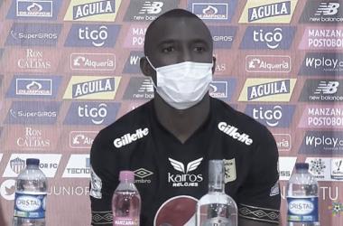 """Luis Paz: """"El equipo se sintió muy bien, se vio un equipo acoplado, sin miedo y bien fisicamente"""""""