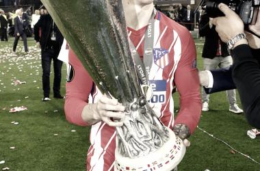 """Torres: """"A nivel sentimental este título está en lo más alto"""" / Fuente: Atlético de Madrid"""