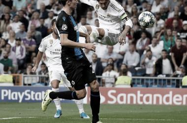Real Madrid – Brujas: puntuaciones del Real Madrid, jornada 2 de la fase de grupos de la Champions League 2019