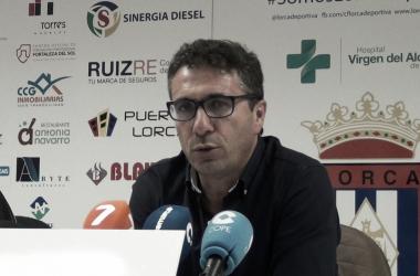 "Pedro Codero durante su etapa en el Lorca Deportiva | Foto: <span class=""irc_dsh""><a class=""o5rIVb irc_hol i3724 irc_lth"" rel=""noopener"" data-noload="""" target=""_blank"" tabindex=""0"" href=""https://www.youtube.com/watch?v=6no1gIvbacY"" data-ved=""2ahUKEwjBo5f4uZzfAhXNz4UKHdKDARkQjB16BAgBEAQ""><span class=""irc_ho"" dir=""ltr"" style=""text-align: left;"">youtube.com</span></a></span>"