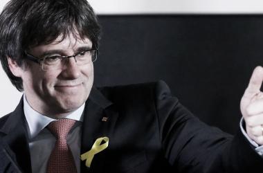 Carles Puigdemont continúa en el centro de la actualidad política. | Foto: PDCAT