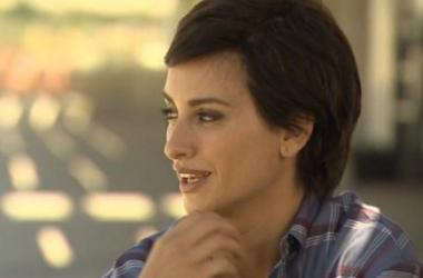 La actriz caracteriza para su papel en 'Ma Ma' de Julio Medem. Foto: Yahoo