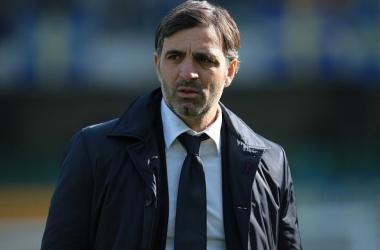 """Pecchia: """"Anche con l'Inter il Verona non deve snaturarsi"""""""