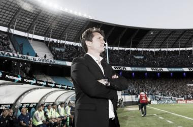 Guillermo Barros Schelloto, flamente entrenador Xeneize. Foto: Boca Oficial
