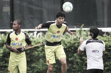 Jogadores do Vasco encaram jogo contra a Lusa como fundamental