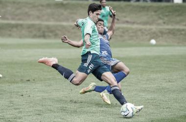 Pedro marca duas vezes, e Flamengo atropela Olaria em jogo-treino