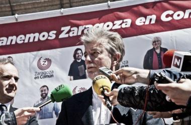 """Pedro Santisteve: """"Queremos cambiar la relación de los vecinos con el Ayuntamiento"""""""