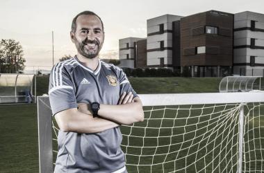 """Pedro López: """"El fútbol femenino es una realidad en nuestra sociedad"""""""